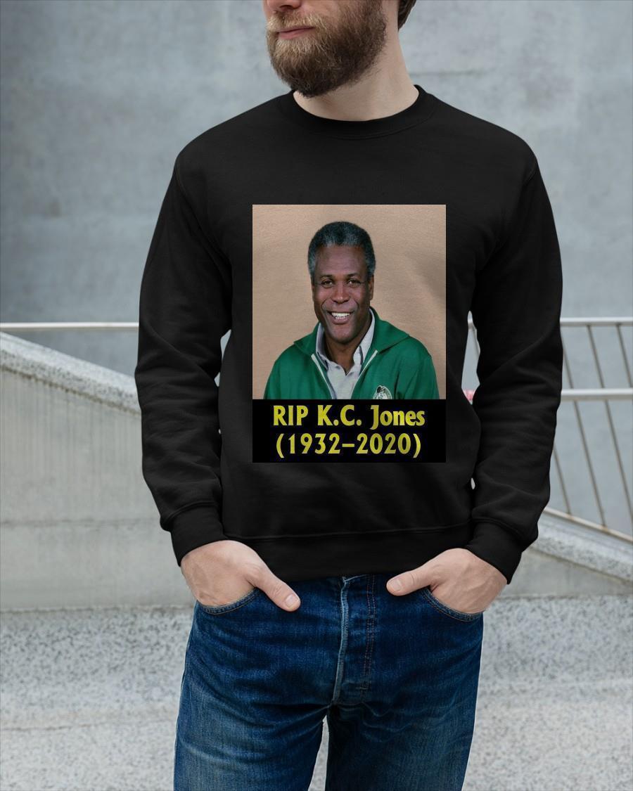 The Legend Kc Jones 1932 2020 Longsleeve