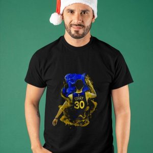 30 Lebron James Stephen Curry T Shirt