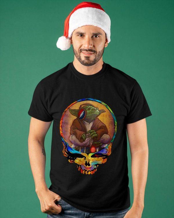 Baby Yoda The Grateful Dead Shirt