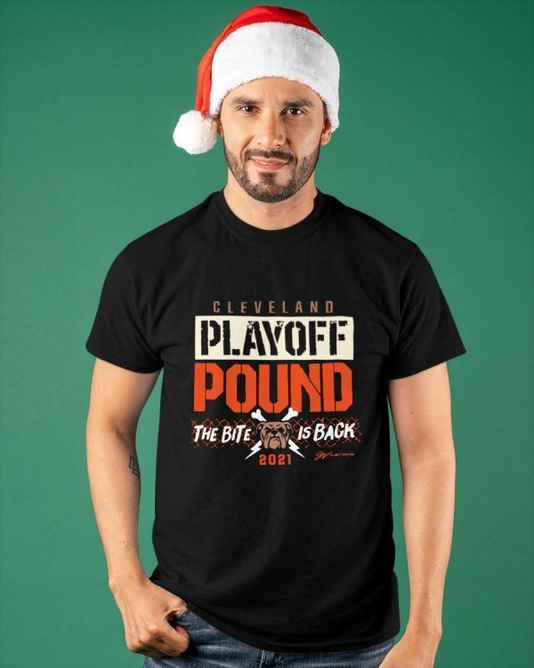 Cleveland Browns Playoff Shirt