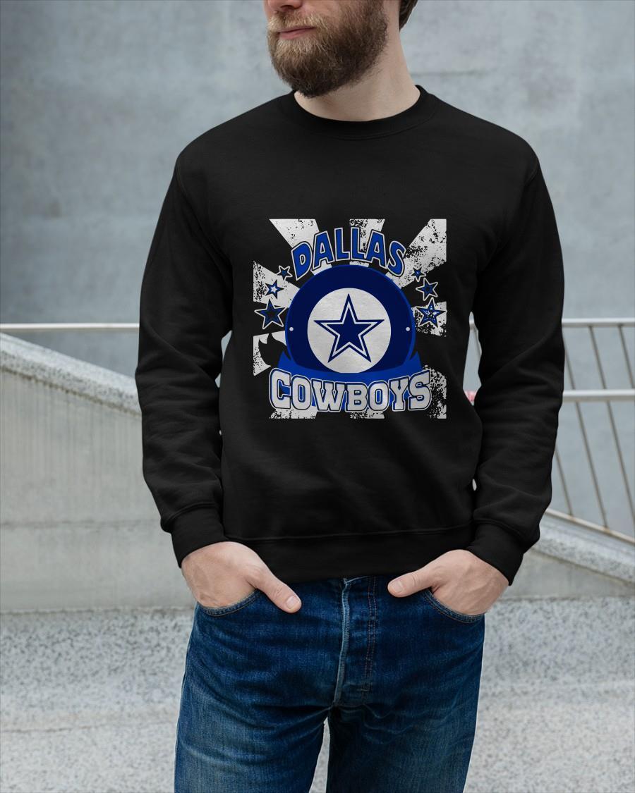 Dallas Cowboys Star 2021 Longsleeve