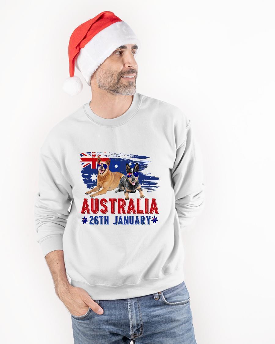 Dogs Australia 26th January Longsleeve