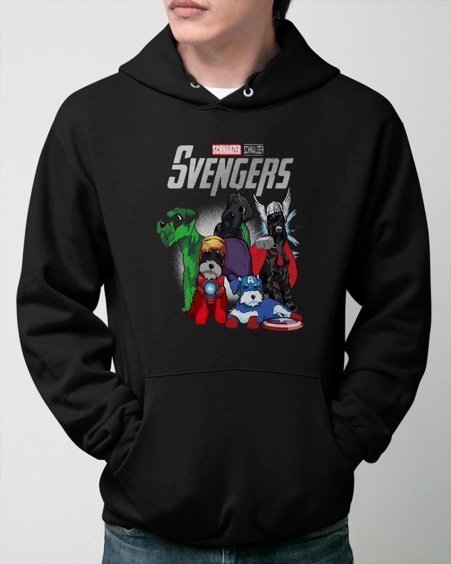 Marvel Schnauzer Svengers Hoodie