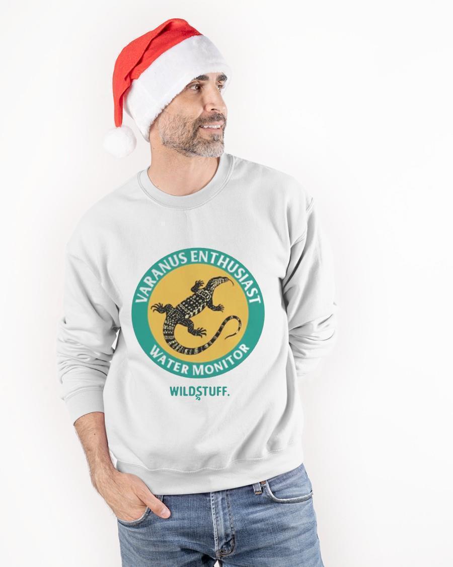 Varanus Enthusiast Water Monitor Wildstuff Sweater