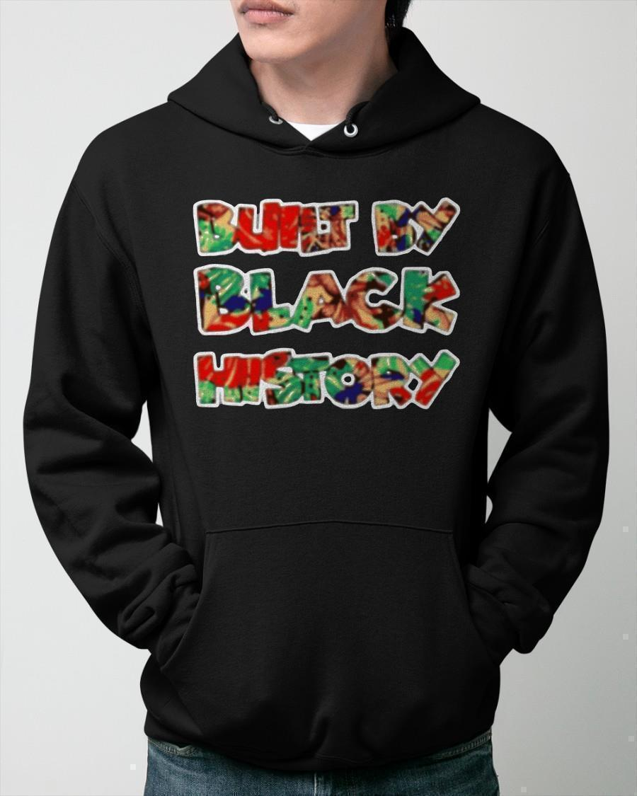 Built By Black History Nba Hoodie
