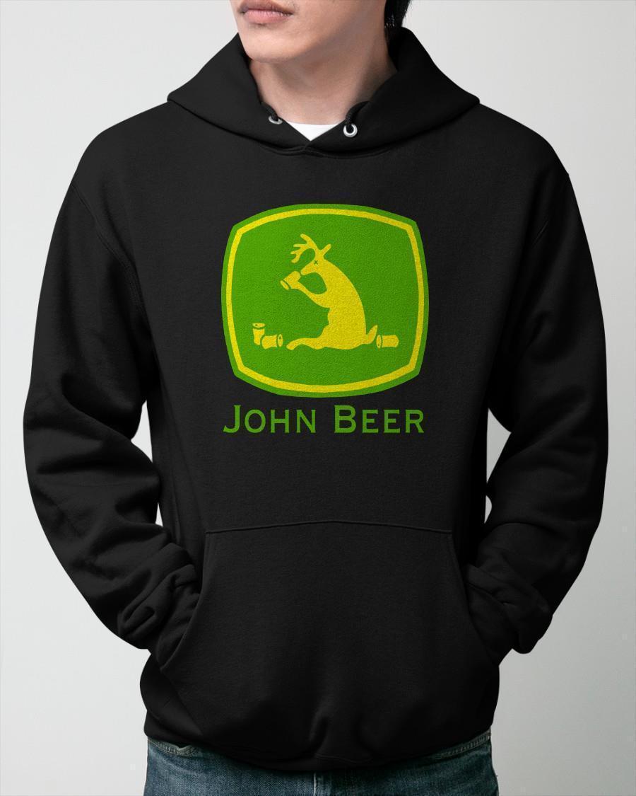 James Reyne John Beer T Hoodie