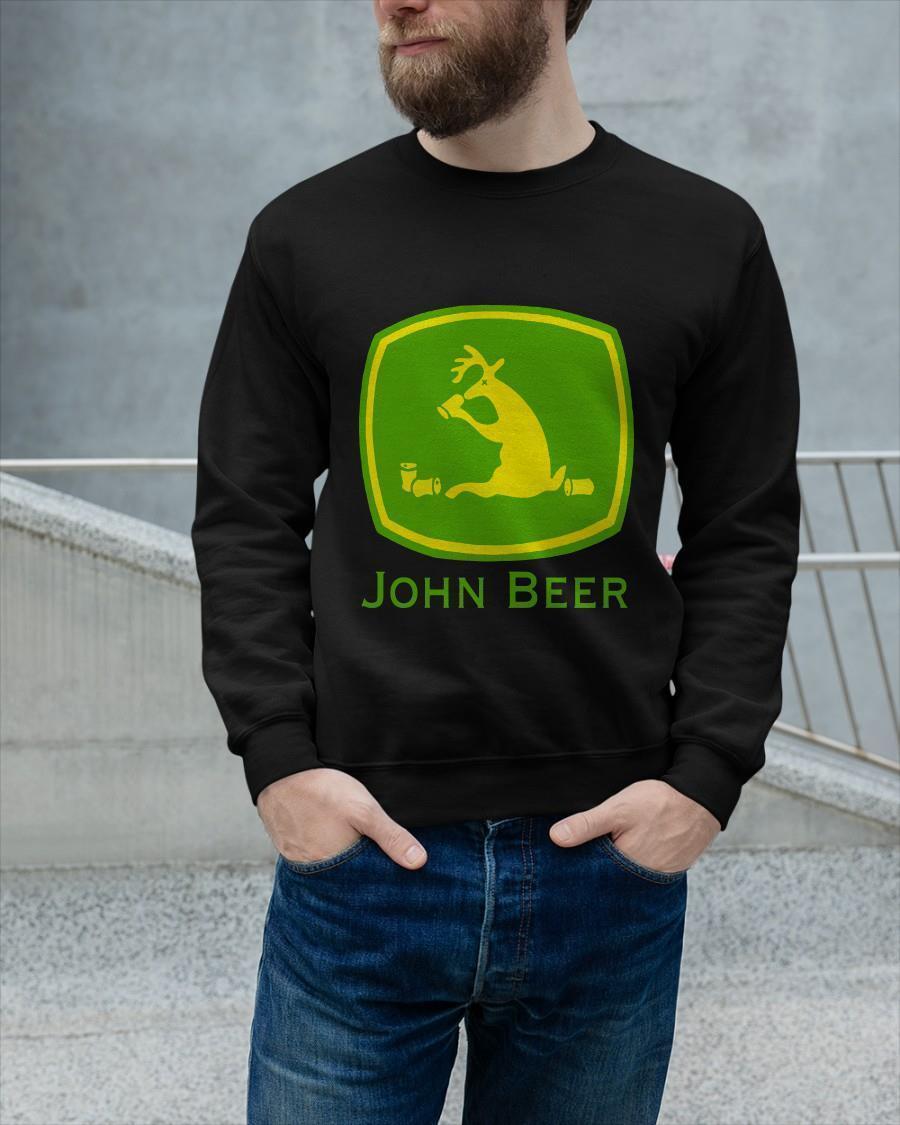 James Reyne John Beer T Longsleeve