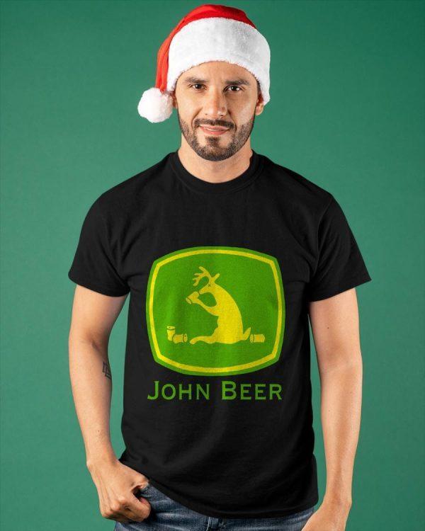 James Reyne John Beer T Shirt