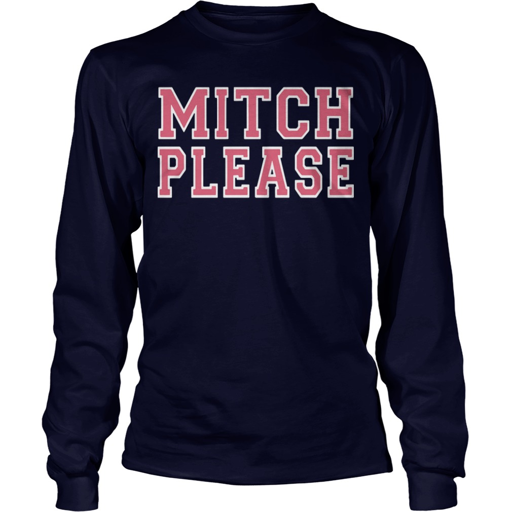 Zach Miller Mitch Please Longsleeve Tee