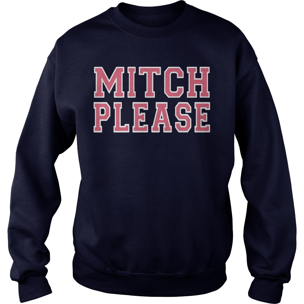 Zach Miller Mitch Please Sweater