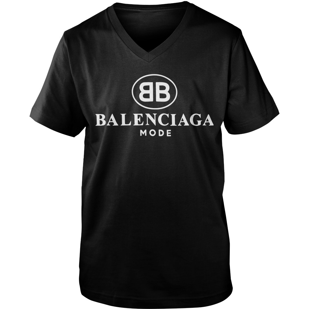 Balenciaga Mode Guys V-Neck