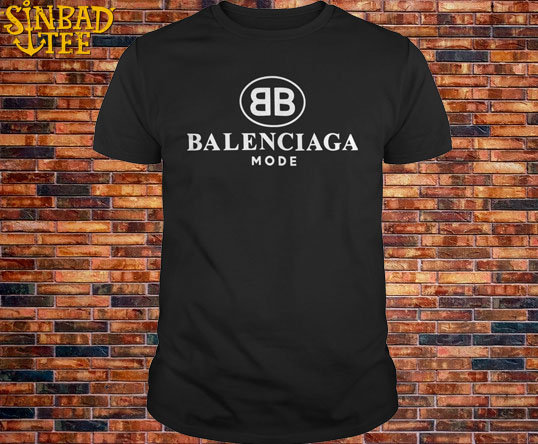 Balenciaga Mode Shirt
