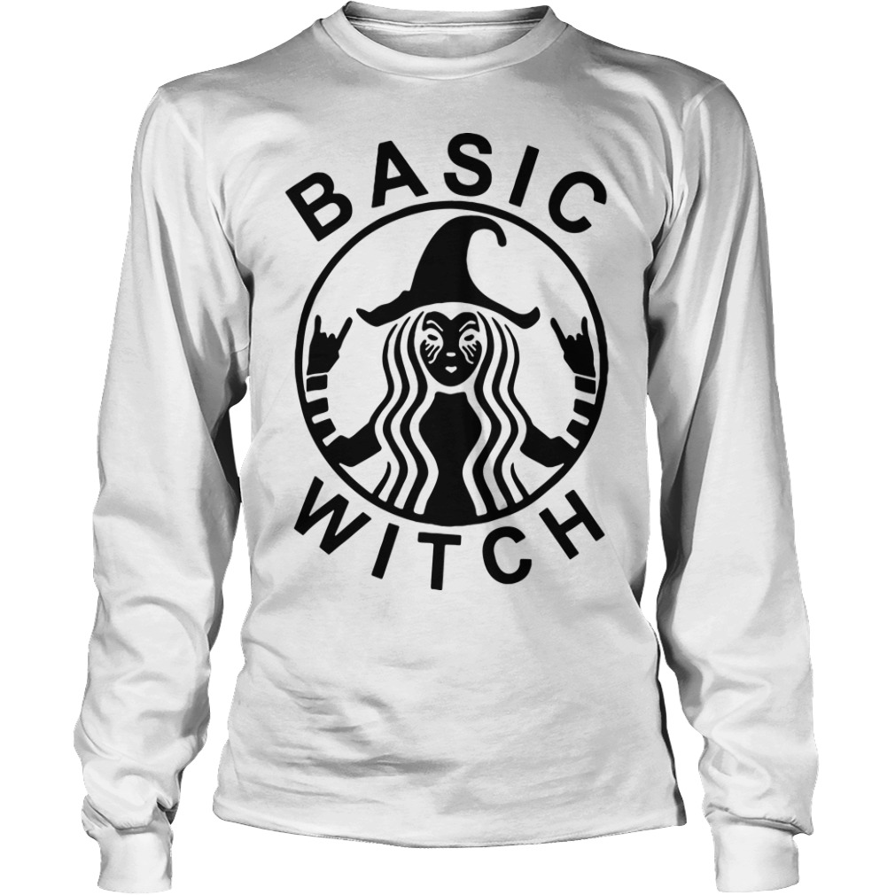 Basic Witch Longsleeve Tee