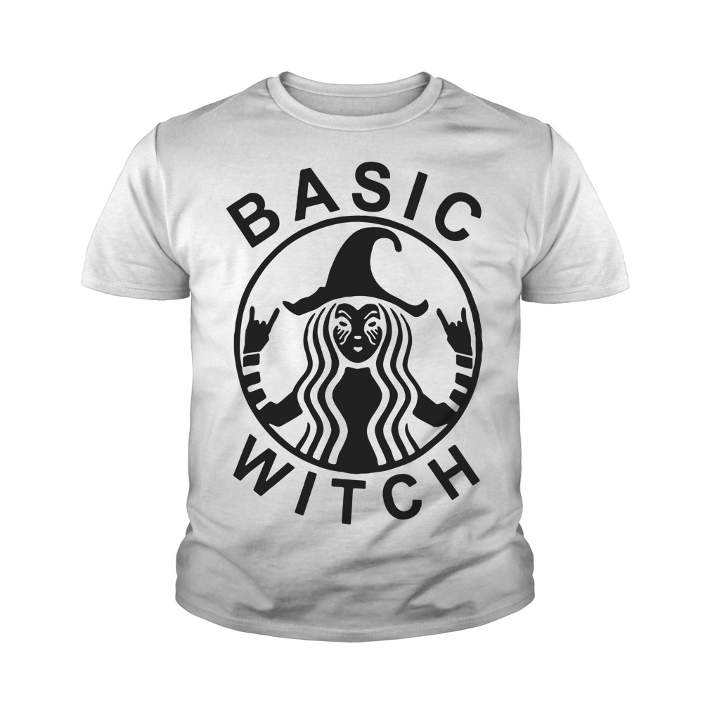 Basic Witch Youth Tee