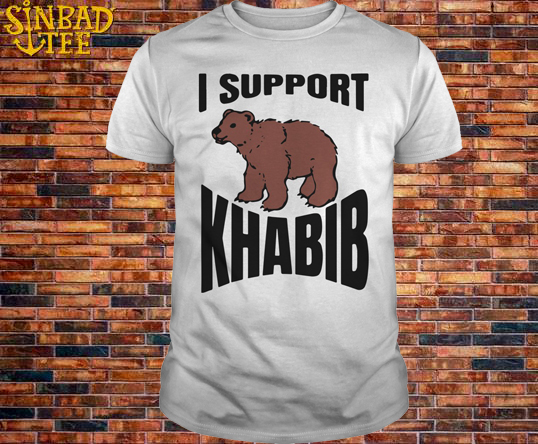 Bear Support Khabib Shirt
