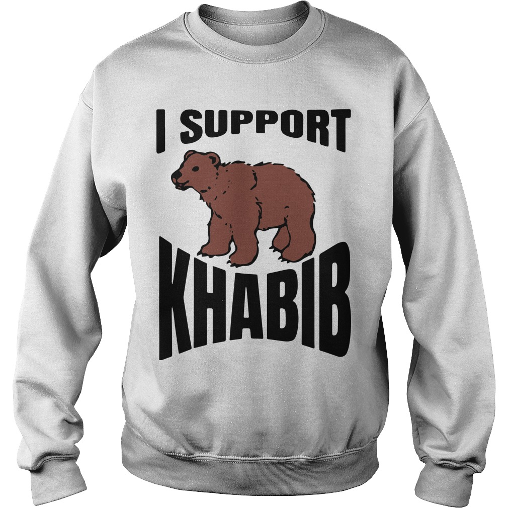 Bear Support Khabib Sweater