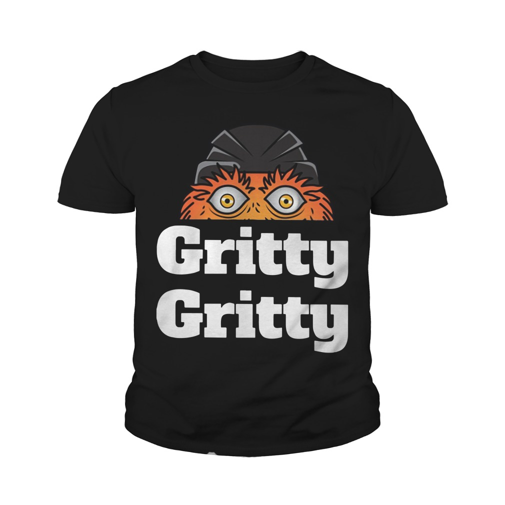 Flyers Home Opener Gritty Gritty Youth Tee