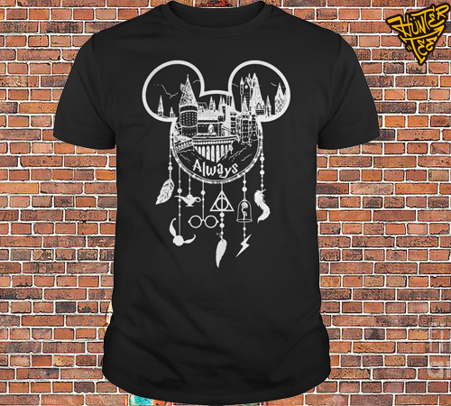 Mickey Mouse Disney Always Shirt