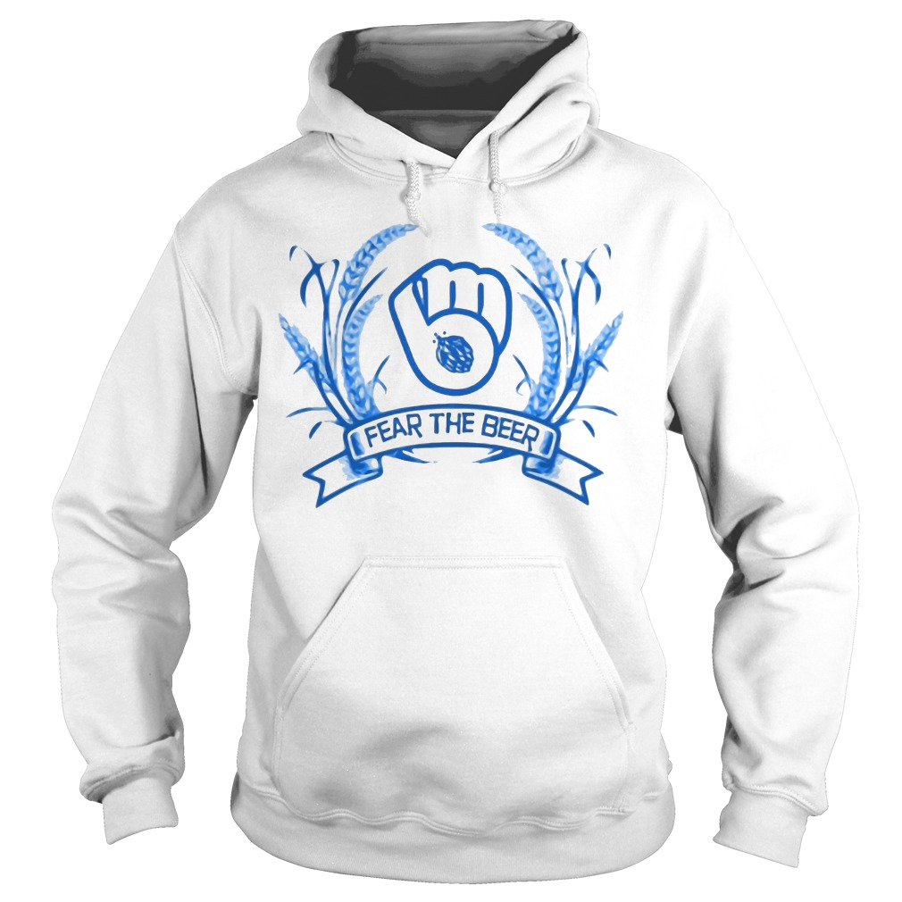 Official Fear The Beer Brewers Hoodie