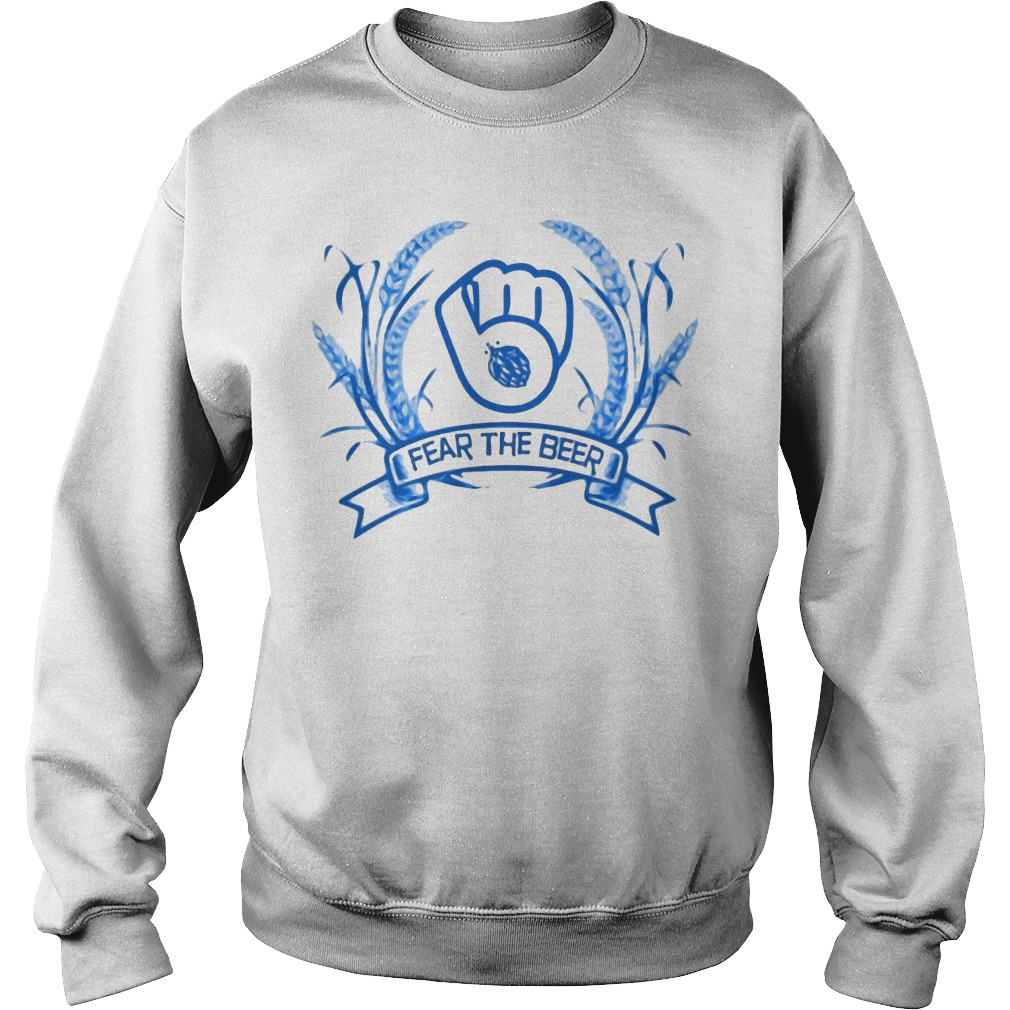 Official Fear The Beer Brewers Sweater