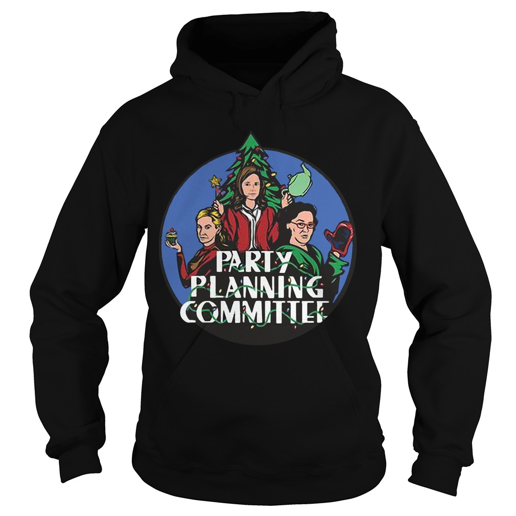 Jenna Fischer Party Planning Committee Hoodie