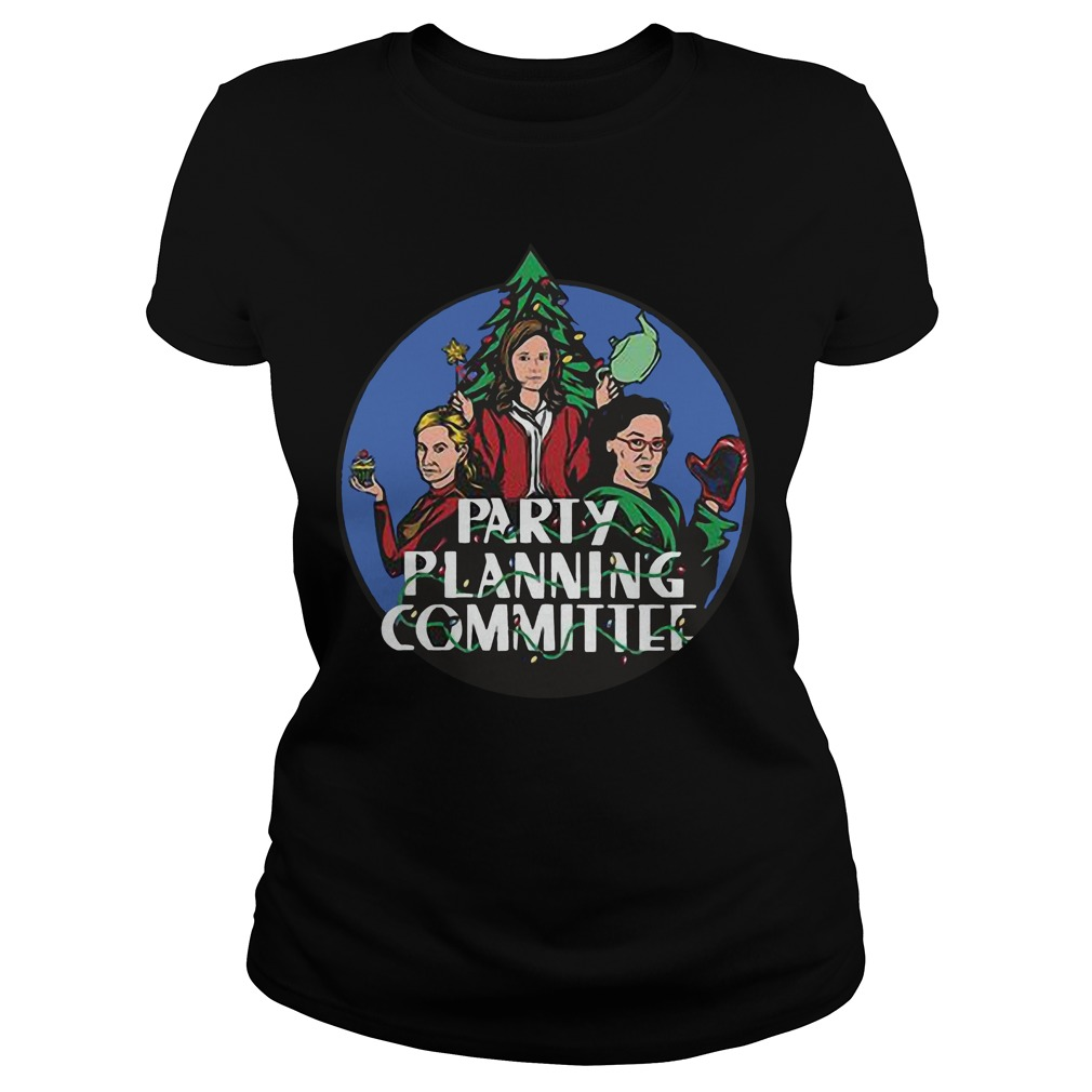 Jenna Fischer Party Planning Committee Laides