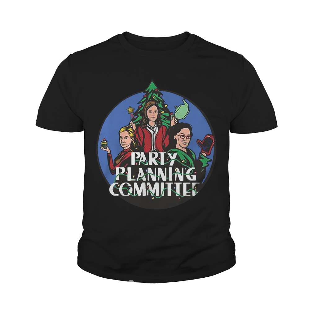 Jenna Fischer Party Planning Committee Youth Tee
