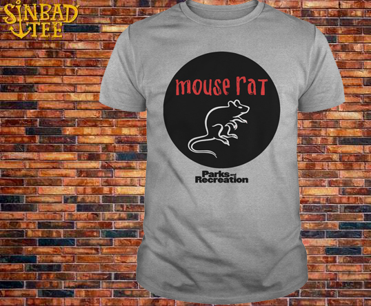 Mouse Rat Pawnee Band Shirt