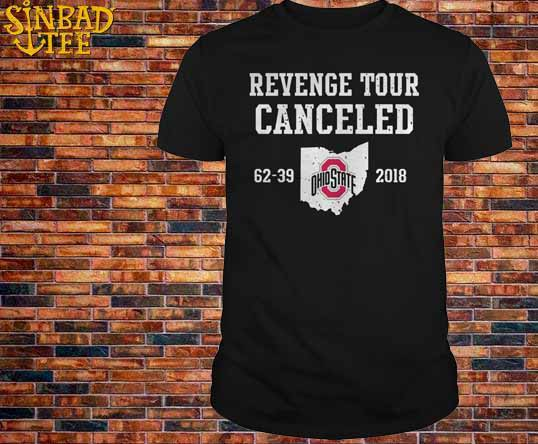 Ohio State Revenge Tour Canceled Shirt