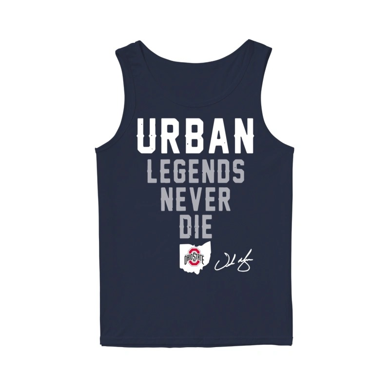 Ohio State Urban Legends Never Die Tank Top