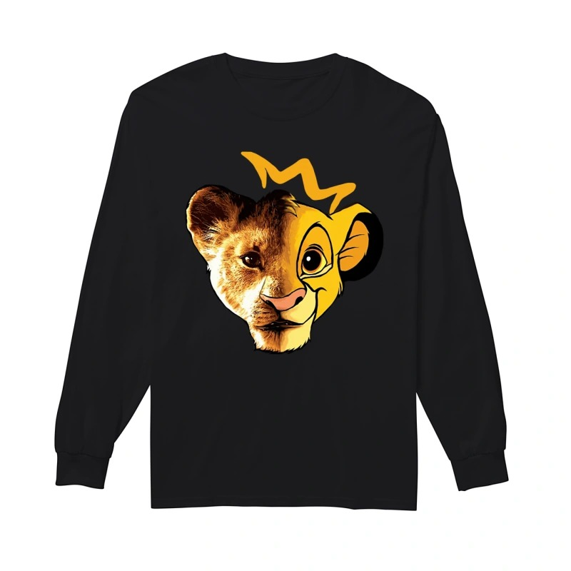 The Lion King 2019 Longsleeve Tee