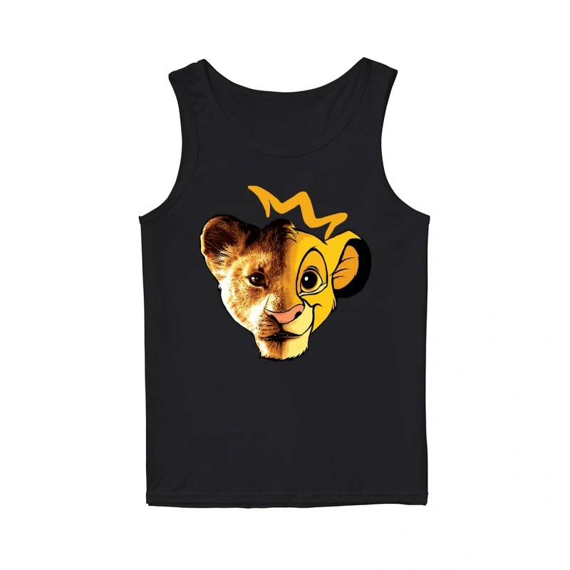 The Lion King 2019 Tank Top