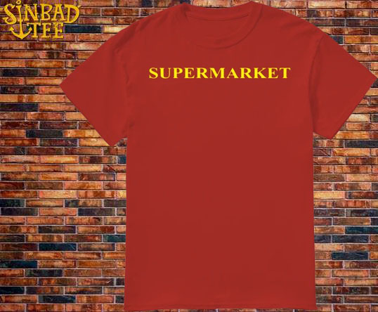 Bobby Billboard Supermarket Shirt