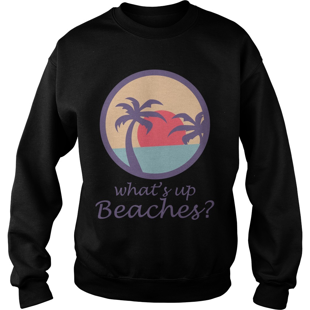 Brooklyn Nine nine What's Up Beaches Unisex Sweater