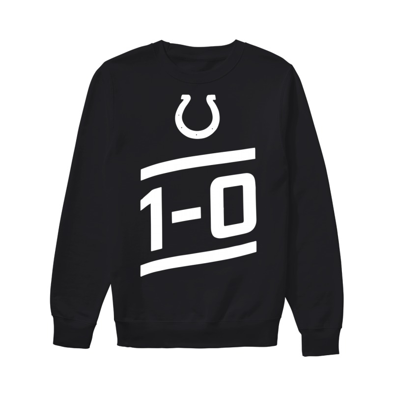 Indianapolis Colts 1 0 Sweater