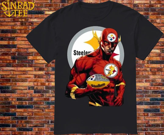 Official Flash Pittsburgh Steelers Shirt