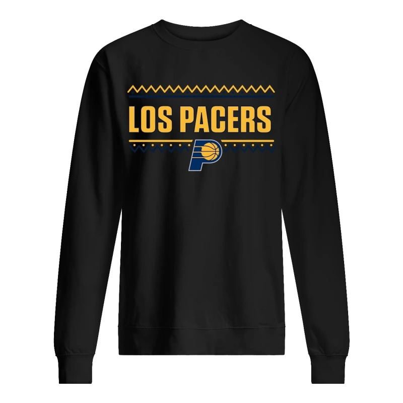Los Pacers 18 19 Sweater