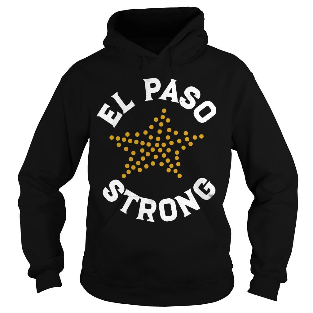 El Paso Strong Victim's Fund Hoodie
