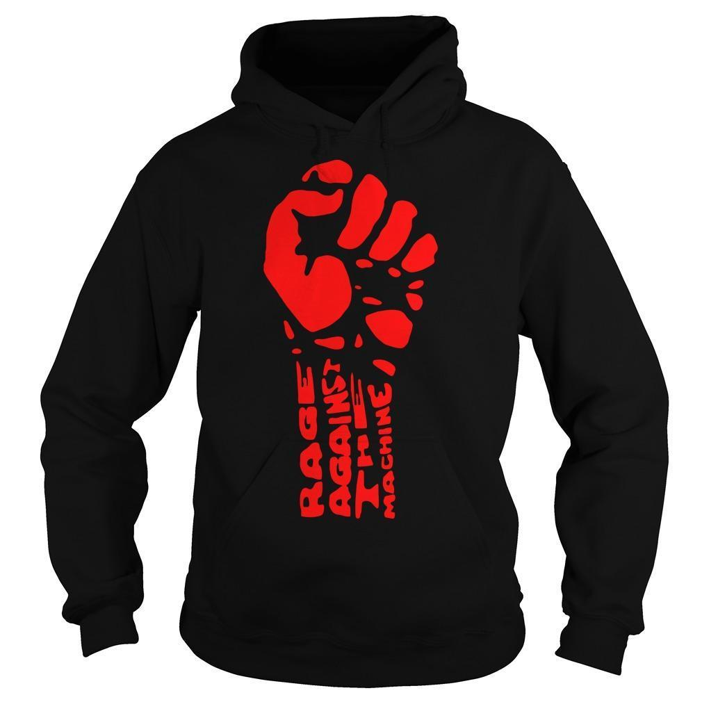Rage Against The Machine T Hoodie