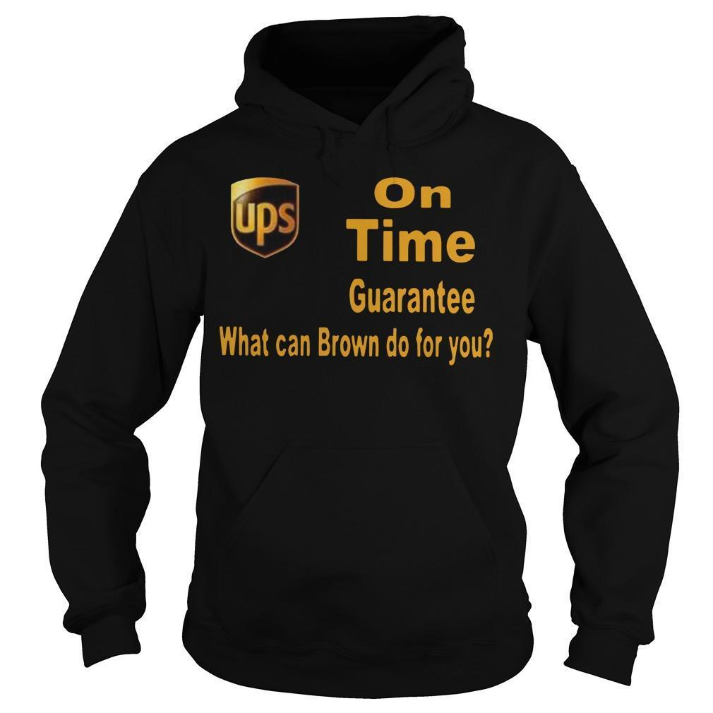 What Is A Brown In Politics Hoodie