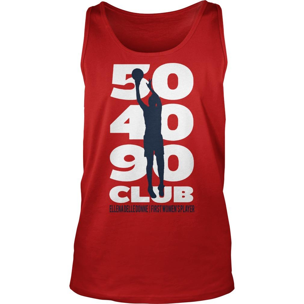 50 40 90 Club Elena Delle Donne First Women's Player Tank Top