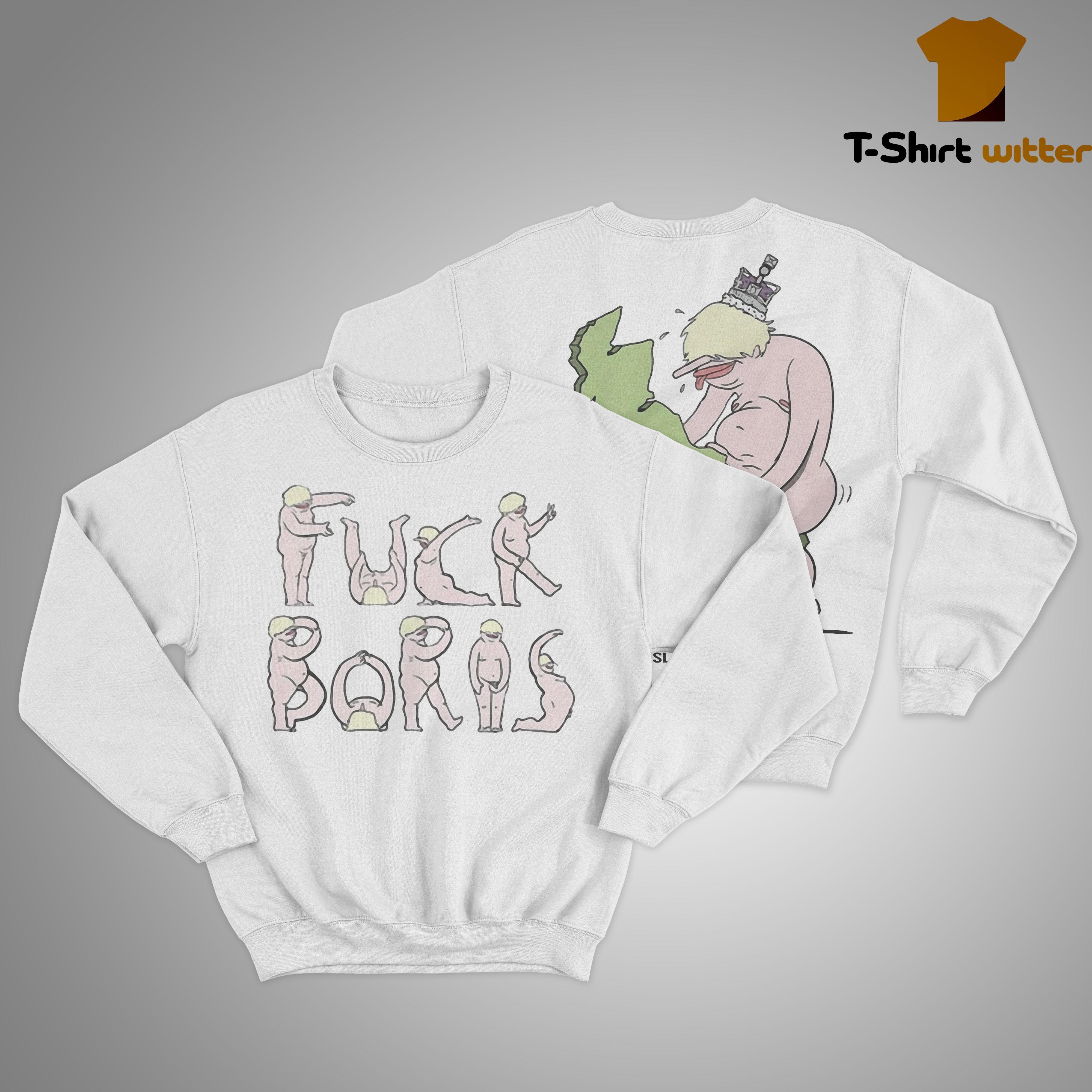 Slowthai Fuck Boris T Sweater