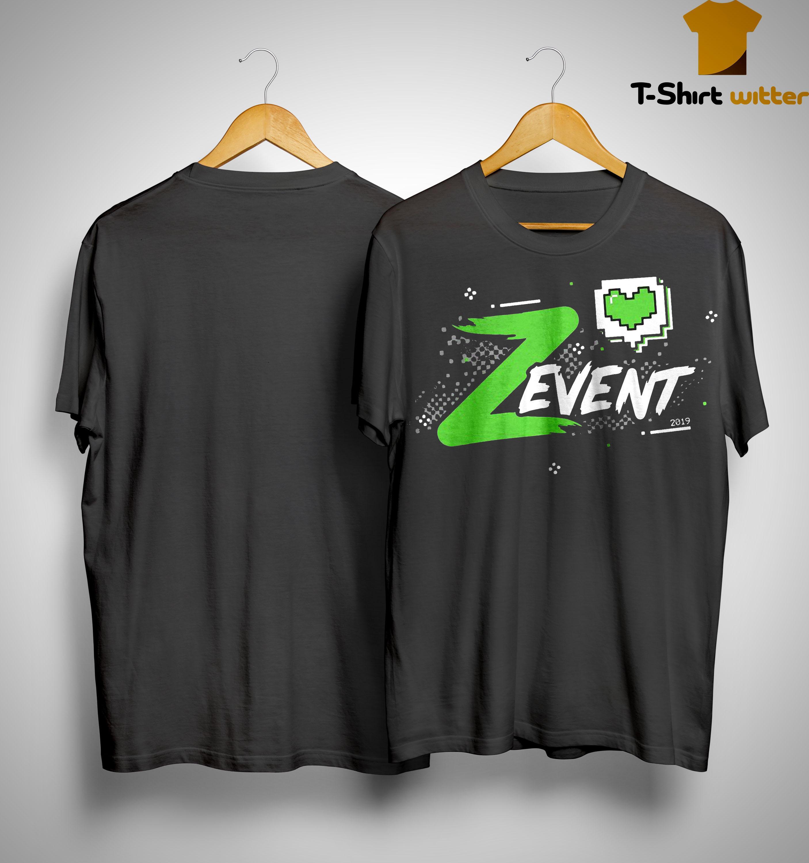 T Shirt ZEvent 2019