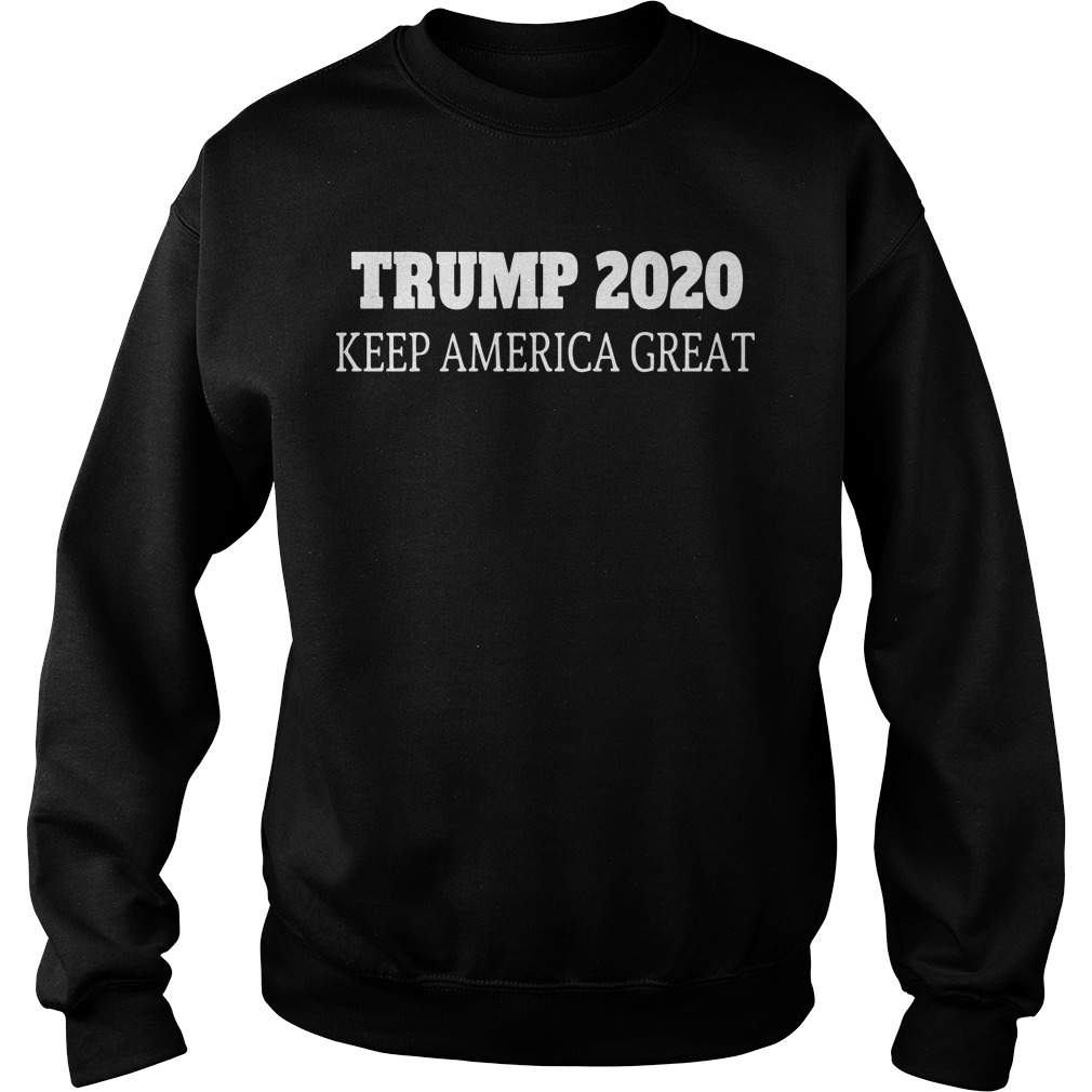 Trump 2020 Keep America Great Sweater