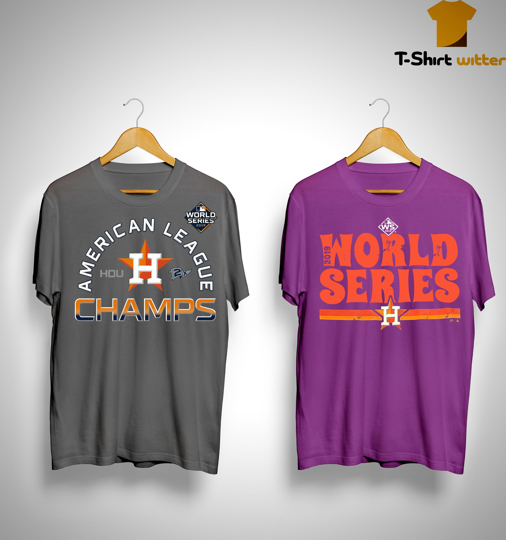 Astros Alcs Shirt