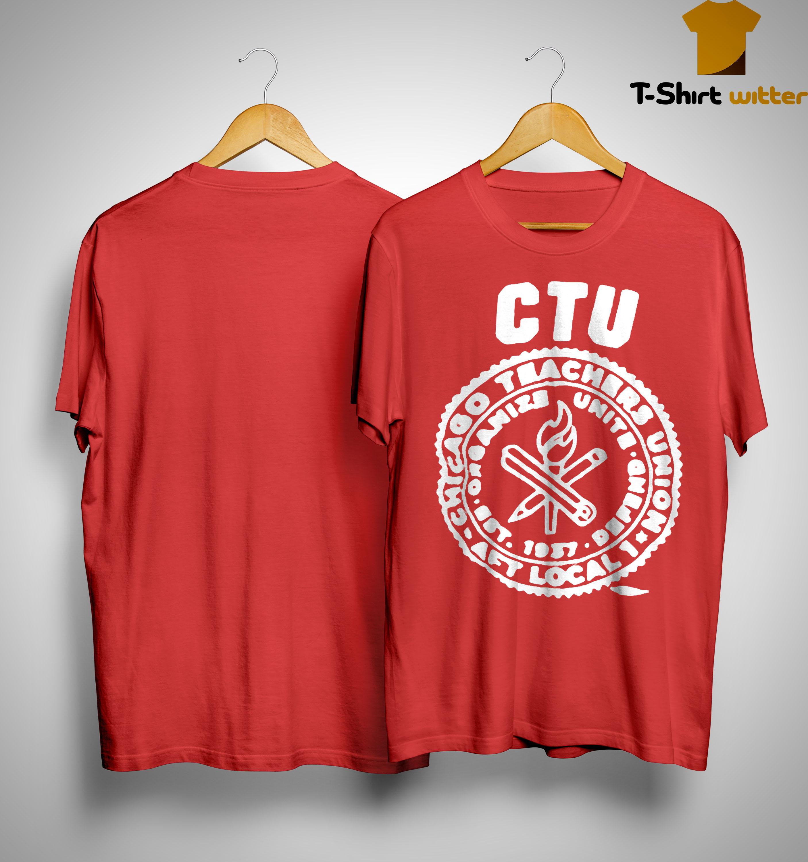 Chance The Rapper CTU Shirt