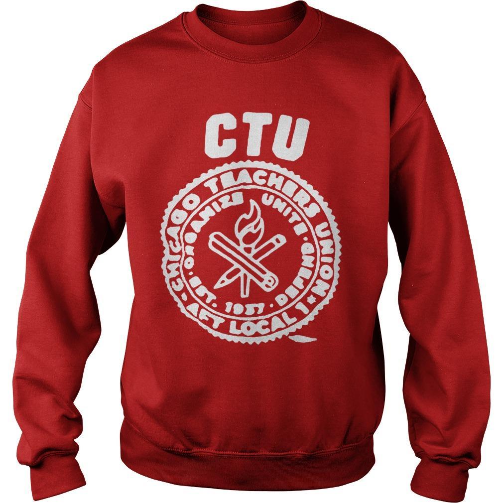 Chance The Rapper CTU Sweater