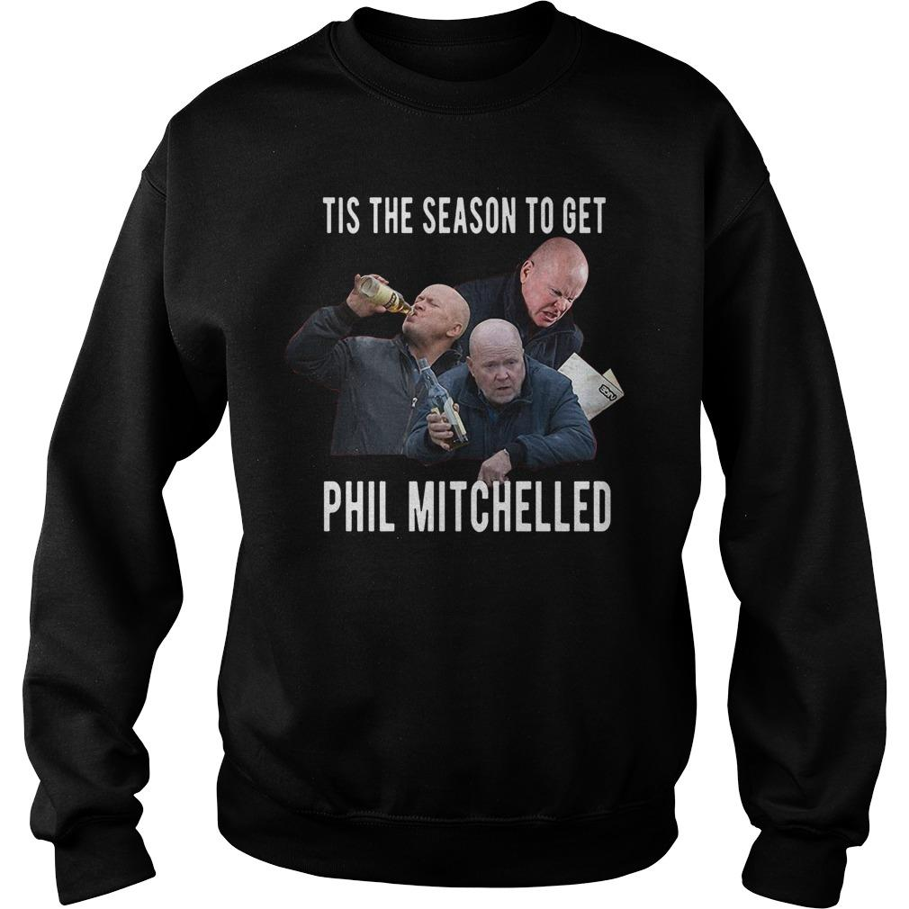 Christmas Jumper Tis The Season To Get Phil Mitchelled Sweater
