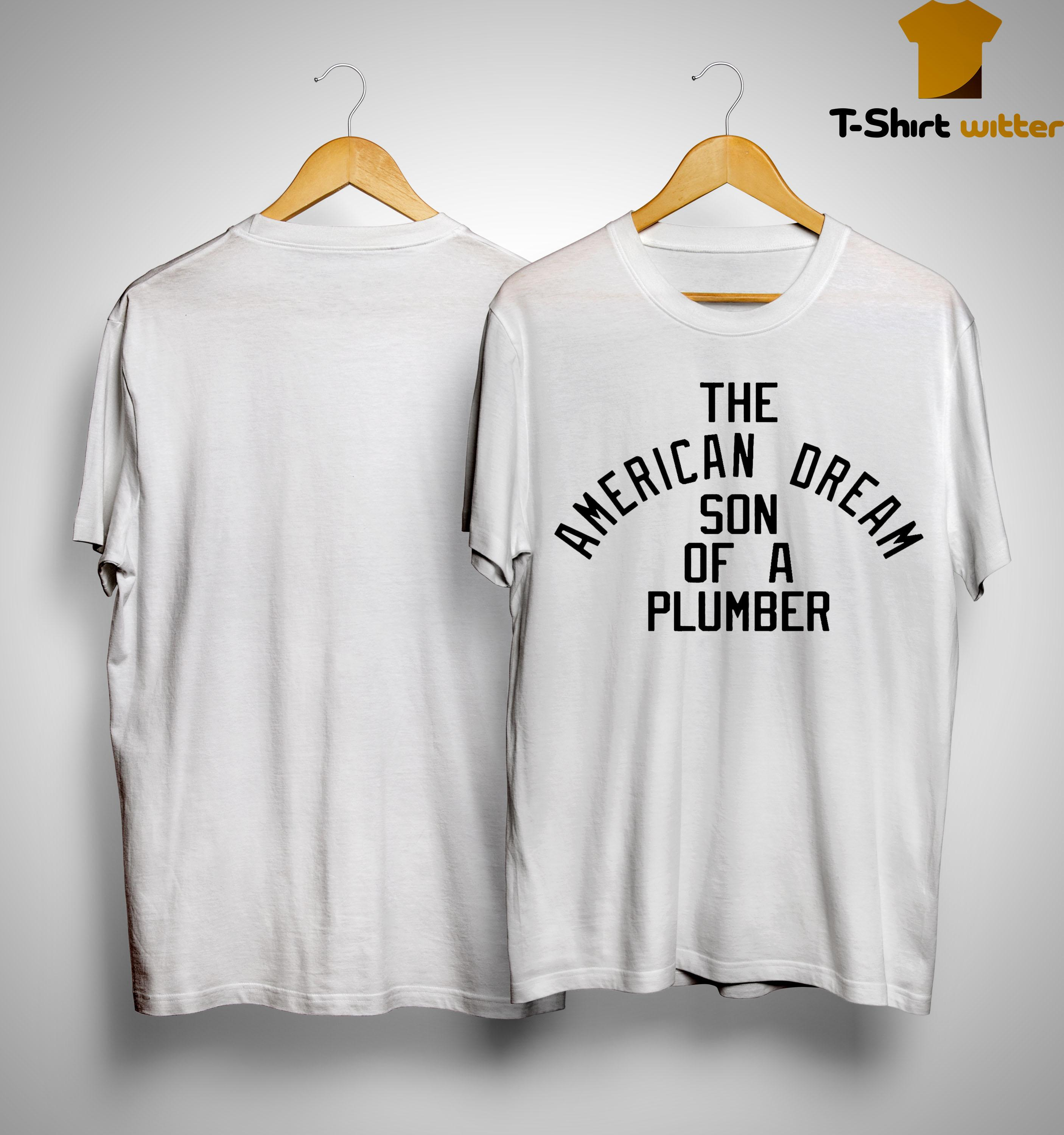Dusty Rhodes Son Of A Plumber Shirt