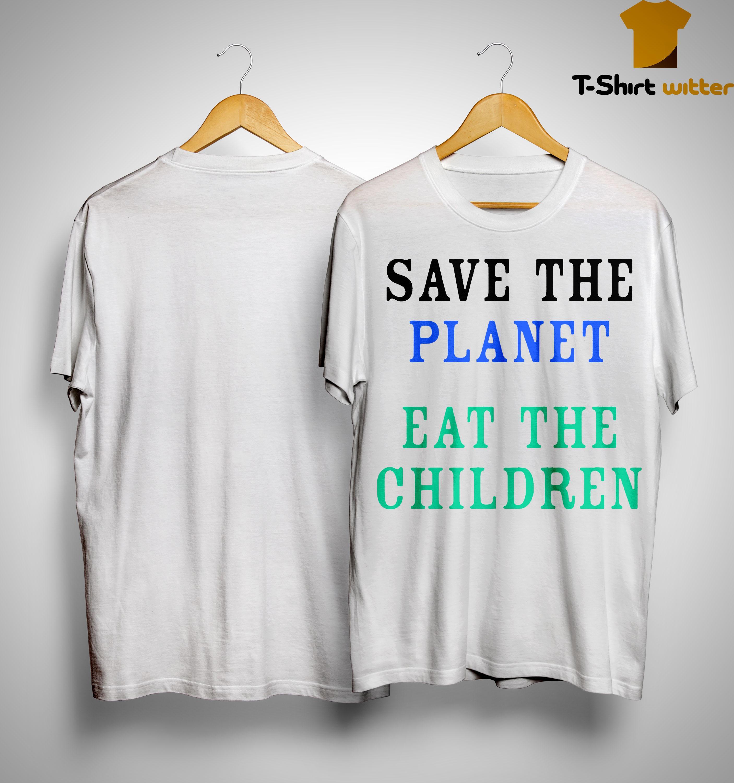 Eat The Babies T Shirt